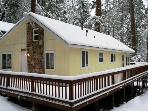 Twain Harte Vacation Rentals &amp; Dodge Ridge Lodging