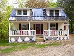 5Bdr,Walk-Town/Ski/Saco,Sleeps 8-13,GameRoom,WiFi