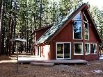 Contemporary 3BR A-Frame in South Lake Tahoe - 10 Mins to Heavenly Valley