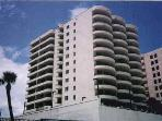 Daytona Beach ocean front condo