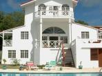 Date House at Marisule, Castries, Saint Lucia