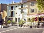 Townhouse apartment in Frejus on the Cote d'Azur