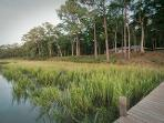 Great Creekfront Cabin- St Helena Island