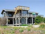 0195 Blessed by the Sea - Semi-Oceanfront 4 BR, 3 BA House in Southern Shores