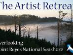 Artist Retreat overlooking Pt. Reyes Nat. Seashore