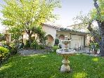 Villa Crivelli~Charming &amp; Serene 3 BD Home w/Pool
