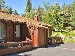 2 BR Alpine Meadows condo, cheap summer rates!