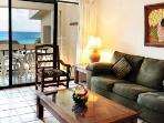 Xaman Ha 2 bedroom Ocean front Beauty! (7202)