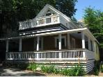 Cozy Beach Cottage Vacation Rental in Weirs Beach (SCA10B)