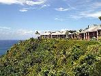 2BD + Loft Princeville Condo with Bali Hai Ocean Views