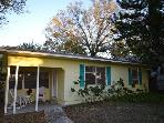 Cozy Gulfport bungalow - wireless internet, pet friendly, near amenities
