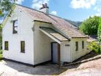 WERN, character cottage, woodburner, country views, near Llandovery, near Llandovery Ref 14850