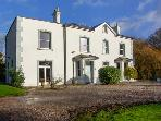 BROOKLANDS, woodburners, open fire, ample parking, river in gardens, in Abergavenny, Ref 21818