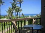 Kaha Lani Resort #206-OCEANVIEW, 2nd Fl, end unit!