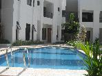 Modern White Villa with Pool & maids Service