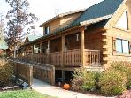 Bear Den Retreat - Wood Duck 802 - Dog Friendly &amp; Handicap Accessible!