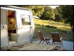 GLAMPING - Vintage AVION (pet friendly)