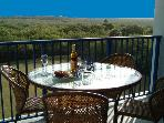 OCEAN & NATURE VIEWS! SUNNY OCEANWALK BEACH CONDO
