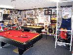 Tropical Retreat: Award-Winning Game Room,Pool,Spa