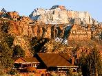 Secluded 10Acre Estate/Lodge in Zion National Park