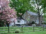 Stone Home on gorgeous Horse Farm * INGROUND POOL*
