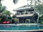Luxury Beachfront  Villa Sanur