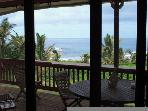 Matangi Moana (Ocean Breeze) beach front villa