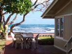 North Shore Oahu Oceanfront 2bd/1ba - Pukana La