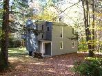 Beautiful &Private Ski House near Stratton Vermont