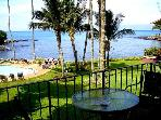 1 Bedroom+ Loft Maui Oceanfront Condo Sleeps 2-5