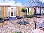 THE OLD STABLES, family friendly, country holiday cottage, with a garden in Charminster Near Dorchester, Ref 10562