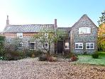 THE COTTAGE, pet friendly, character holiday cottage, with a garden in East Ruston, Ref 11605