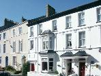ISFRYN, pet friendly, character holiday cottage, with a garden in Caernarfon , Ref 1233