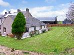 TREFFGARNE FARM COTTAGE, family friendly, country holiday cottage, with a garden in Wolfscastle, Ref 13363