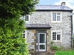 1 SPRING BANK COTTAGE, terraced cottage, countryside views, near Buxton in Peak Dale, Ref 13935
