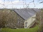 DAMAVAND BACH, romantic, country holiday cottage, with a garden in Caernarfon, Ref 1448