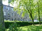 5 BELLEVUE TERRACE first floor apartment in centre of vibrant city of Edinburgh Ref 14663