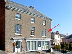 GREENWAY, cosy apartment close to amenities and walking in Bishop's Castle, Ref 14924