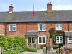 3 CALLOW END COTTAGES, cosy cottage, woodburning stove, conservatory, enclosed garden,in Mappleton, Ref 15293