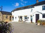 MANIFOLD VIEW, pet friendly, luxury holiday cottage, with a garden in Longnor, Ref 1875