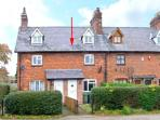 2 ORGANSDALE COTTAGES, pet-friendly cottage, with woodburner, and enclosed gardens, in Kelsall, Ref 19660