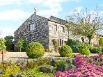 HIGHER SCOUT COTTAGE, Grade II listed cottage, with character features, off road parking, gardens in Todmorden, Ref 19943