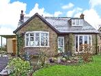 KITTY'S, detached dormer bungalow, woodburner, roll-top bath, enclosed garden, near Marple Ref 20825
