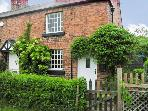 4 ROSE COTTAGES, family friendly, character holiday cottage, with open fire in Dodleston, Ref 2213