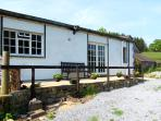 LLAETH COTTAGE, pet friendly, character holiday cottage, with a garden in Golden Grove, Ref 2459