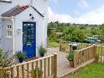 THE COTTAGE, romantic, country holiday cottage, with a garden in Llaneilian, Isle Of Anglesey, Ref 2488