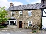 CHERRY TREE HOUSE, pet friendly, character holiday cottage, with a garden in Allendale, Ref 2585