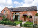 THE COACH HOUSE, family friendly, country holiday cottage, with open fire in Great Lyth, Ref 2601