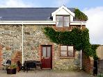 SALTEE COTTAGE, pet friendly, character holiday cottage, with a garden in Kilmore Quay, County Wexford, Ref 2910