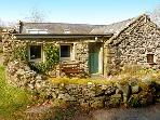 TY CERRIG, pet friendly, character holiday cottage, with a garden in Llanbedr, Ref 2955
